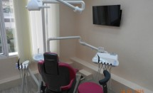 Treatment Centre- the fuchsia room
